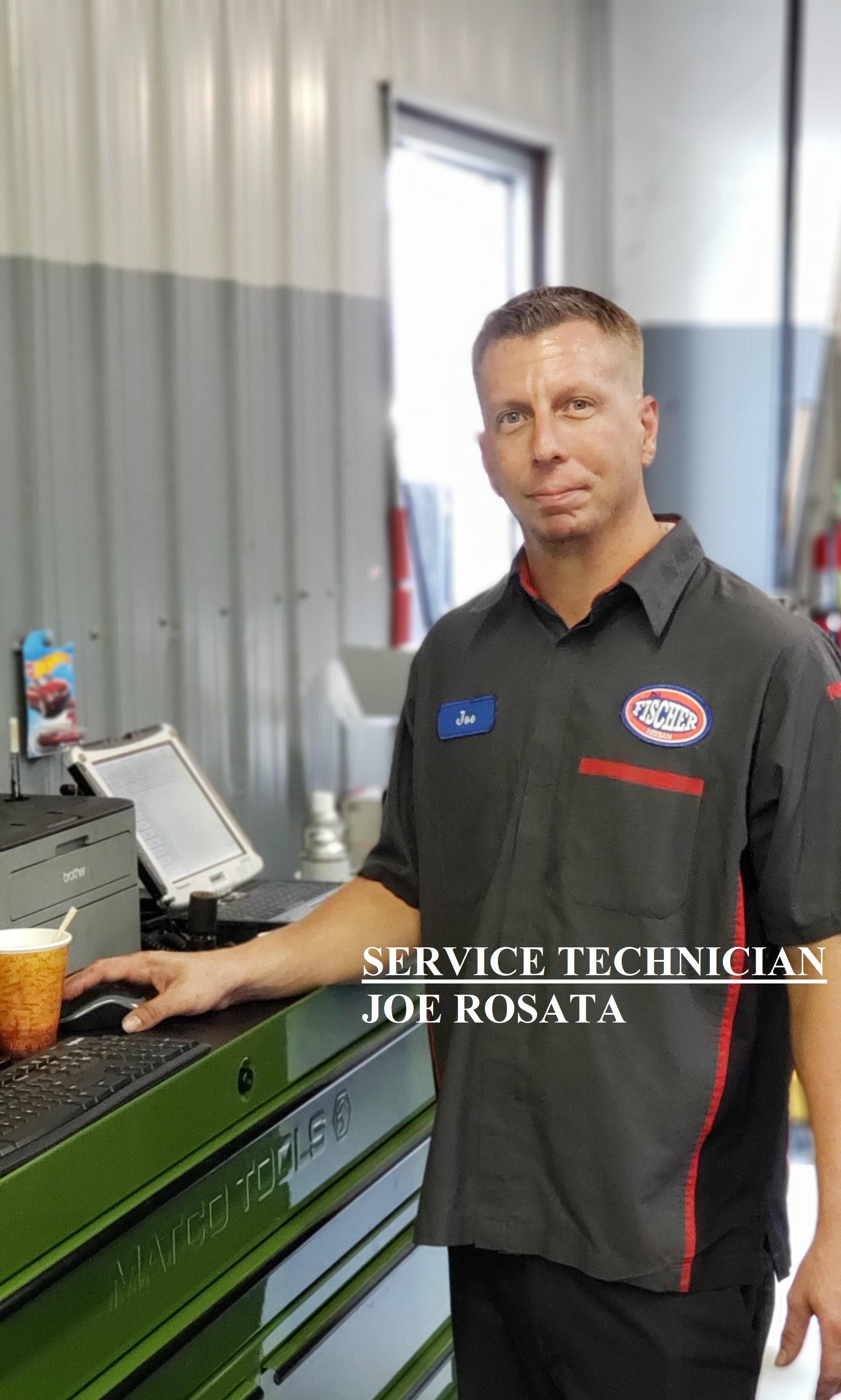 Joe Rosata Bio Image