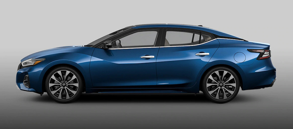 2021 Nissan Maxima Trim Comparison in Fort Myers