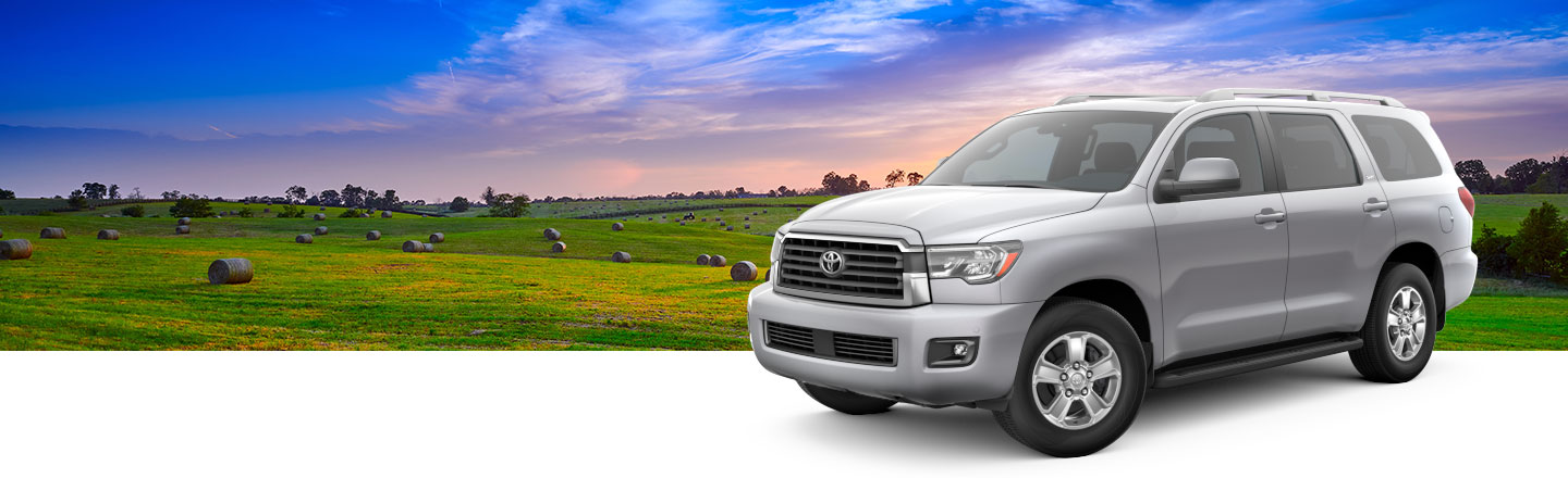The 2021 Toyota Sequoia Is Now Available At Our Paducah, KY, Car Dealer