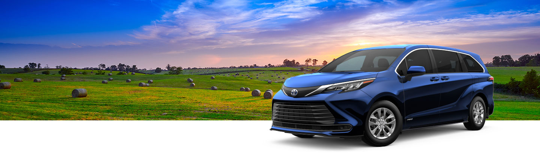 Our Toyota Dealer Near Murray, KY, Has The 2021 Sienna
