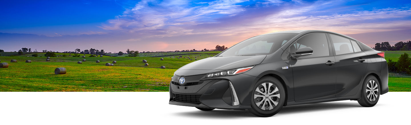 Our Toyota Dealer Near Murray, KY, Has The 2021 Prius Prime