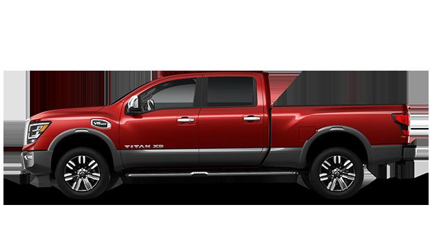 2021 Nissan Titan XD Crew Cab Platinum Reserve