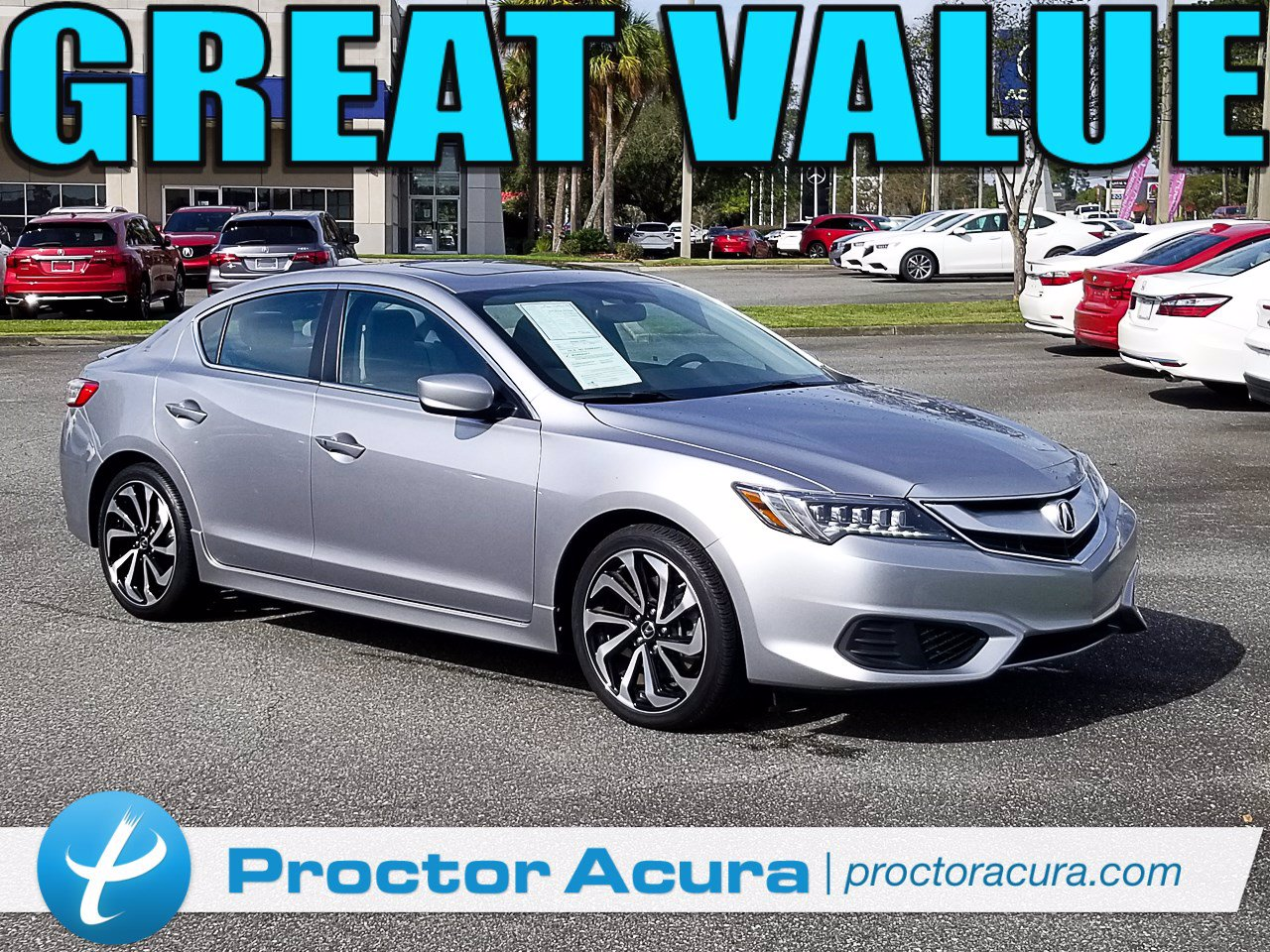 Certified 2018 Acura ILX Special Edition