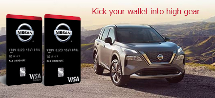 Apply For Your Nissan Credit Card
