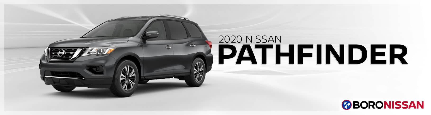 The 2020 Nissan Pathfinder