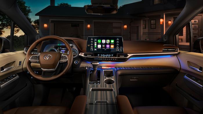 New 2021 Toyota Sienna - Metairie, LA