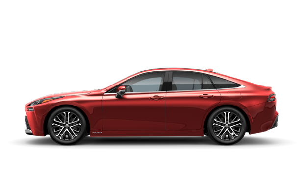 2021 Toyota Mirai Limited