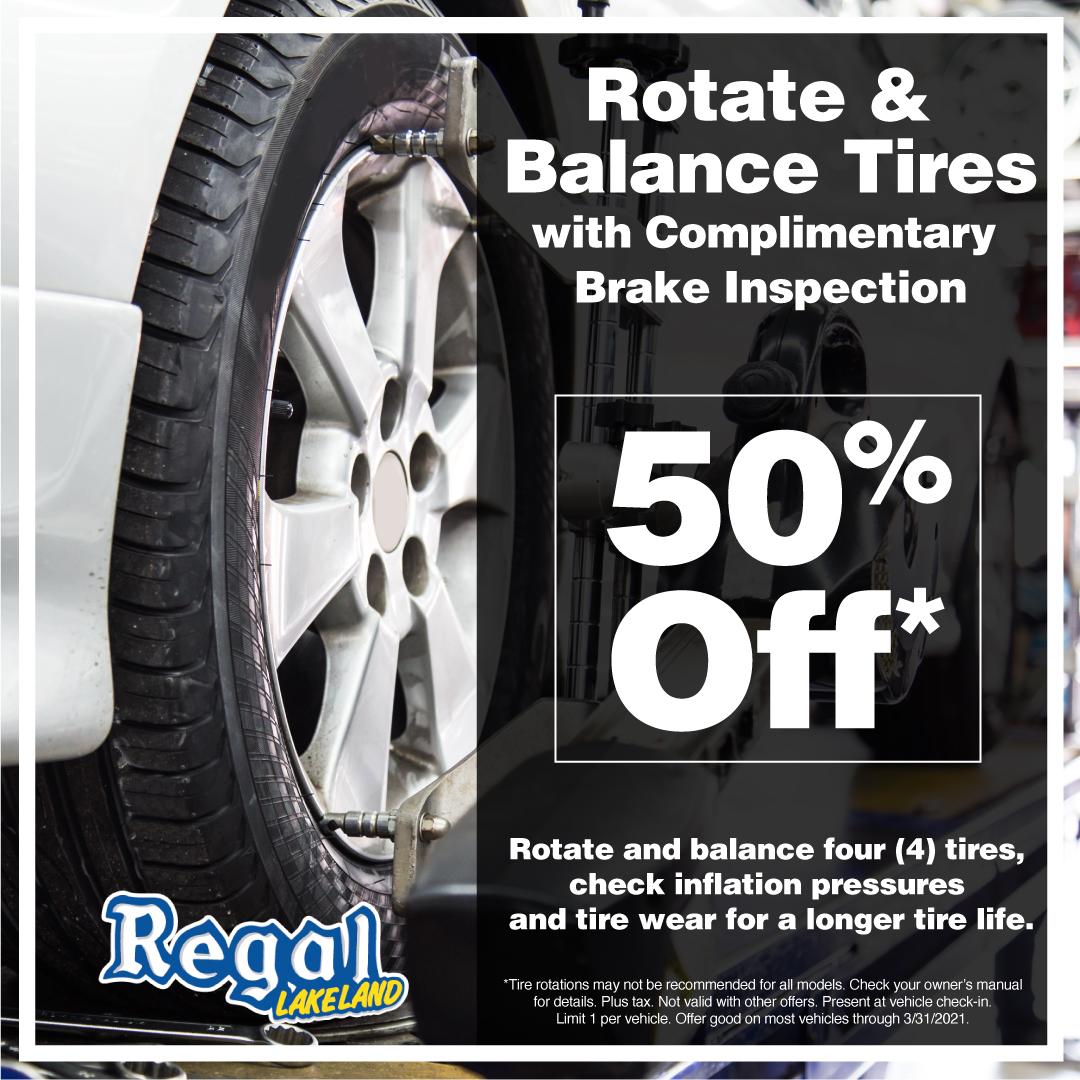 Rotate & Balance Special