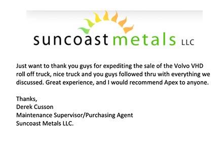 Suncoast Metals, LLC