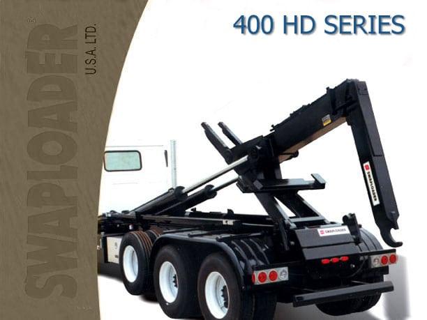 swaploader 400 hd series