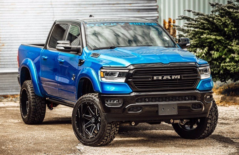 Lifted Truck Buying Guide
