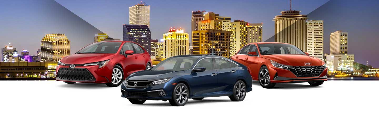 Honda Civic vs. Toyota Corolla vs. Hyundai Elantra
