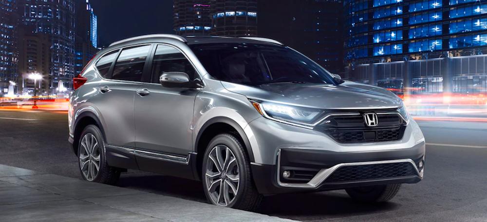 Does The 2021 Honda CR-V Have Navigation?
