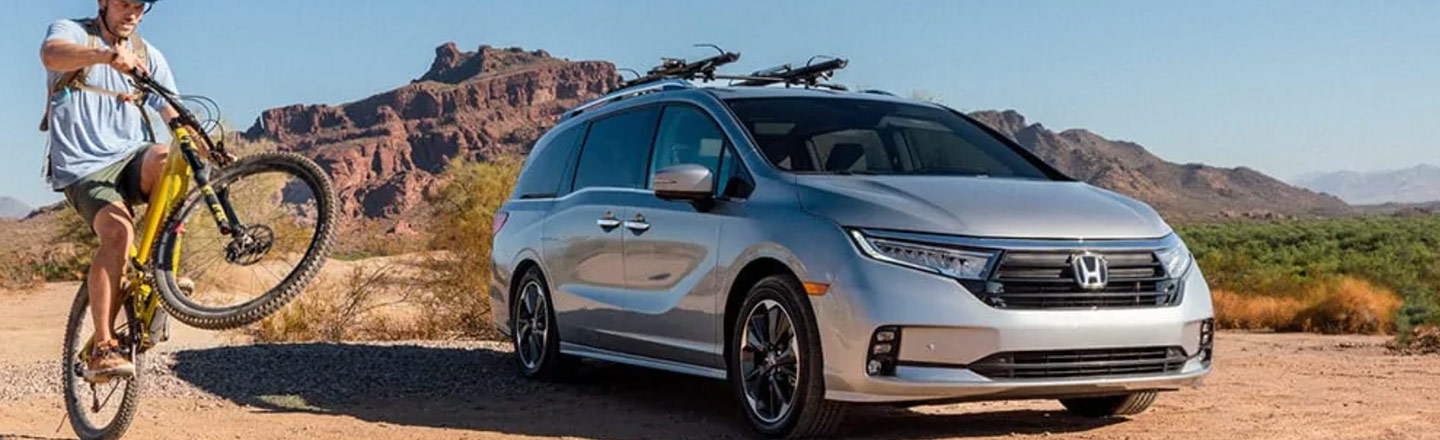 Introducing the 2022 Honda Odyssey in Cartersville