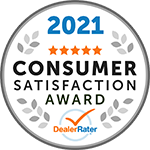2021 Customer Satisfaction Award