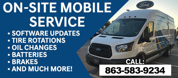 Schedule Service With Lakeland Auto Service