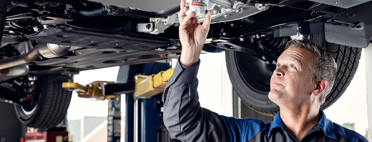 Oil & Filter Change | Premier Clearance Center Westbank