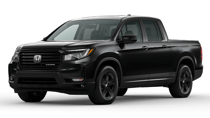2021 Honda Ridgeline Black Edition AWD
