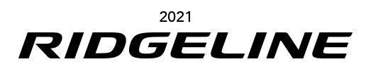 2021 Honda Ridgeline logo