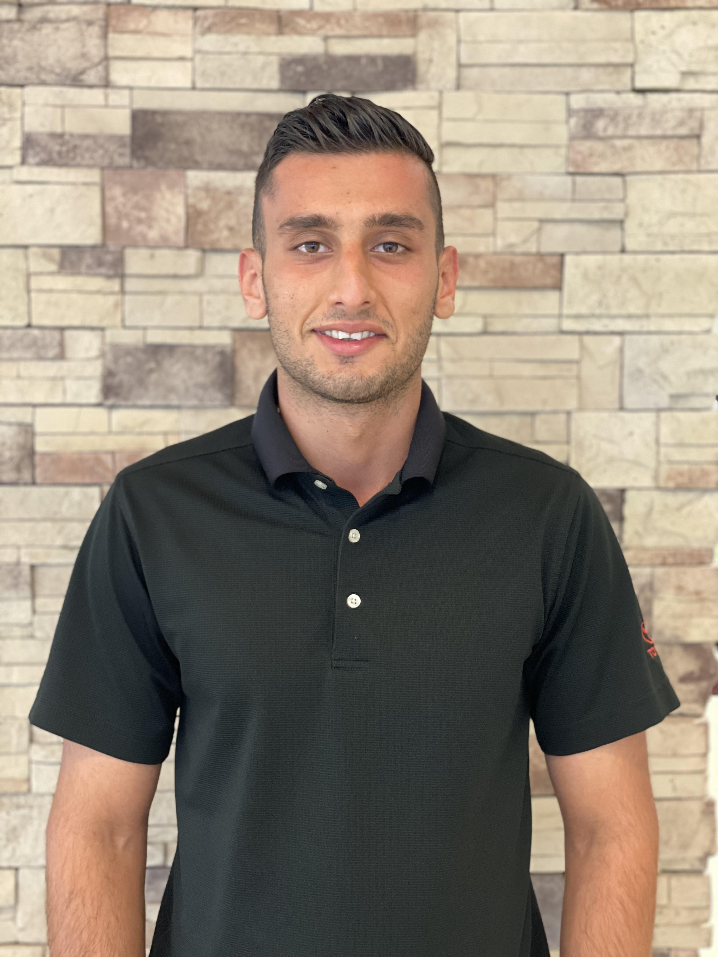 Mohammad Khajeh Bio Image
