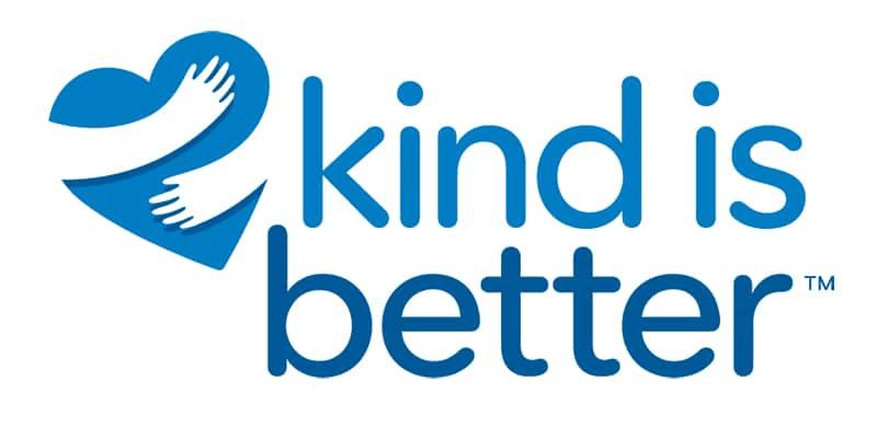 Kind is better™ logo