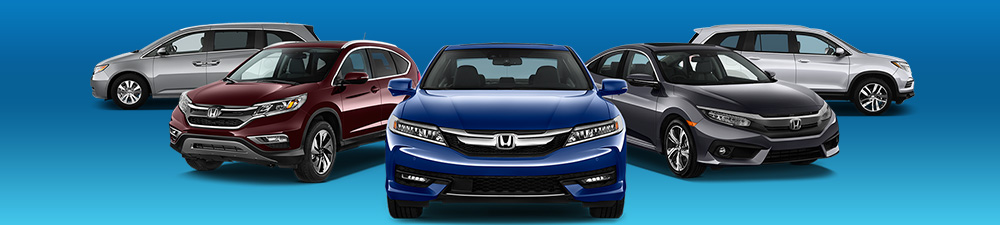 Honda lease return center in Troutdale