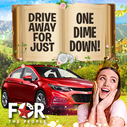 drive away small banner