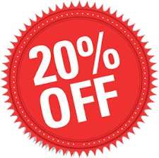 20% OFF ALL AIR AND CABIN FILTERS