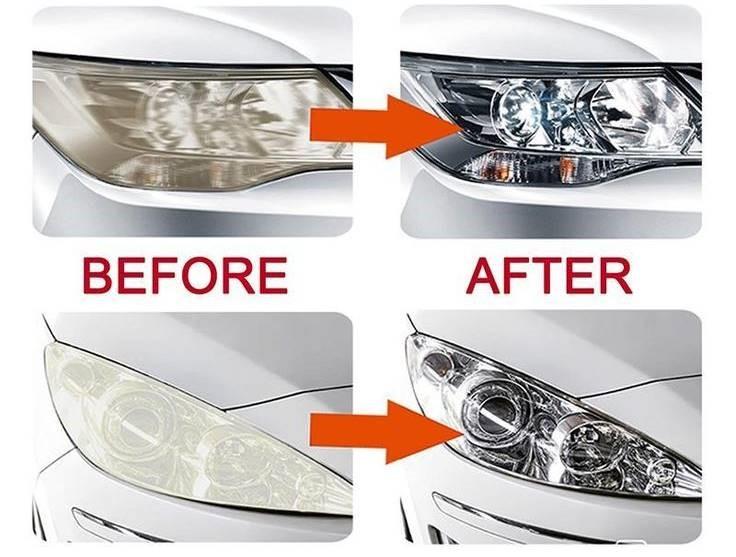 Headlight Polish Special