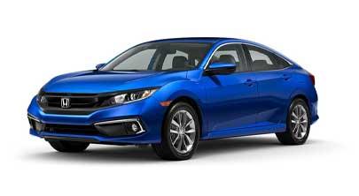 2021 Civic EX Auto