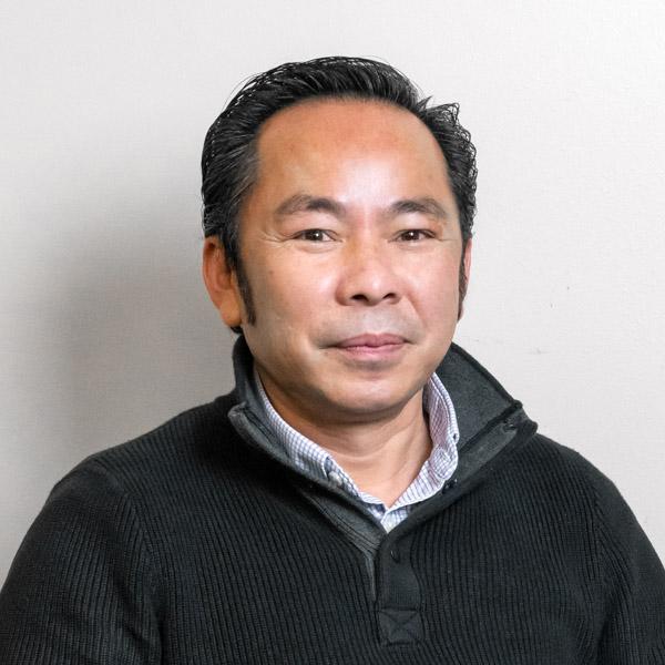 Kevin Tran Bio Image