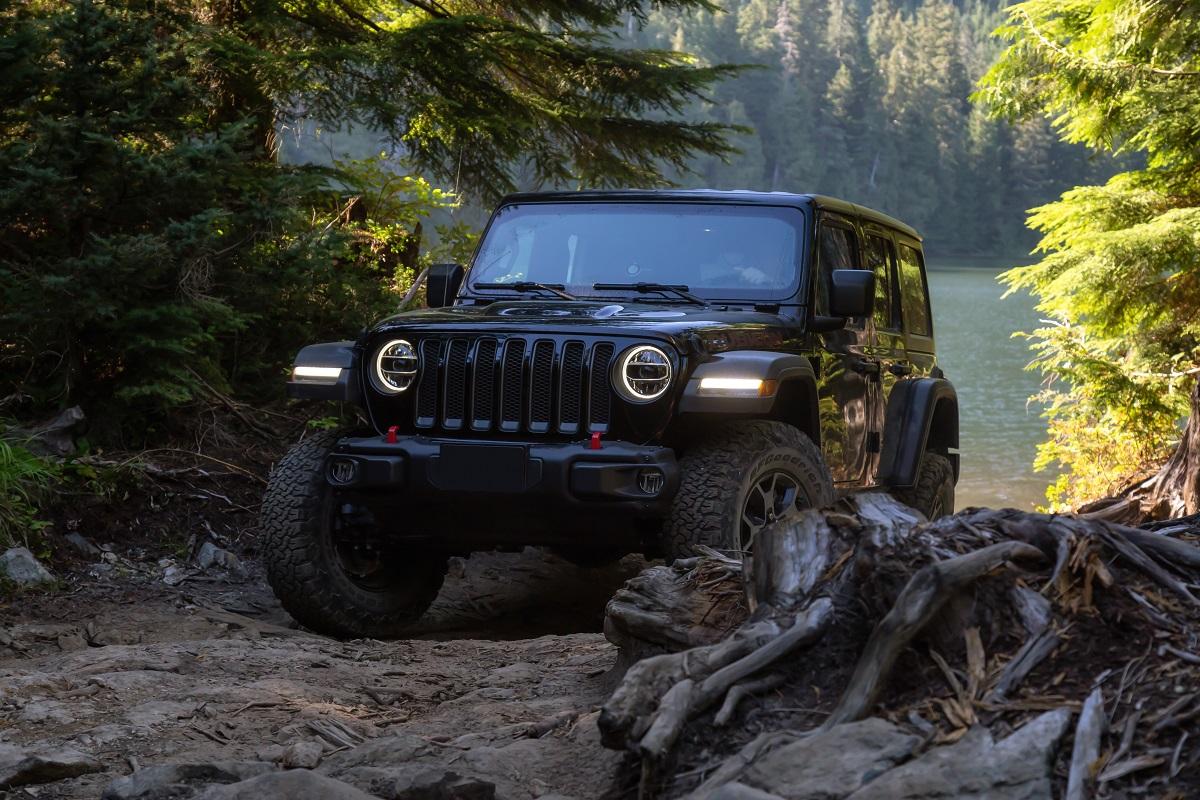 custom Jeeps and trucks