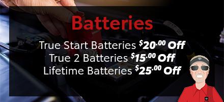 True Batteries