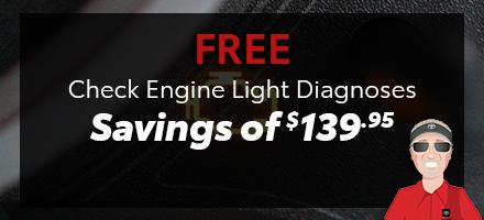 Free Check Engine Light Diagnoses
