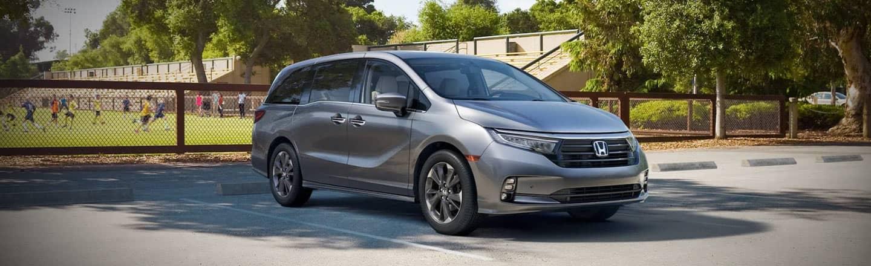 silver 2022 Honda Odyssey in Enterprise, AL