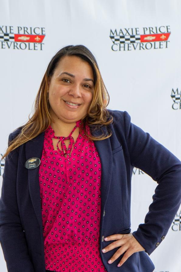 Latosha Redmond Bio Image