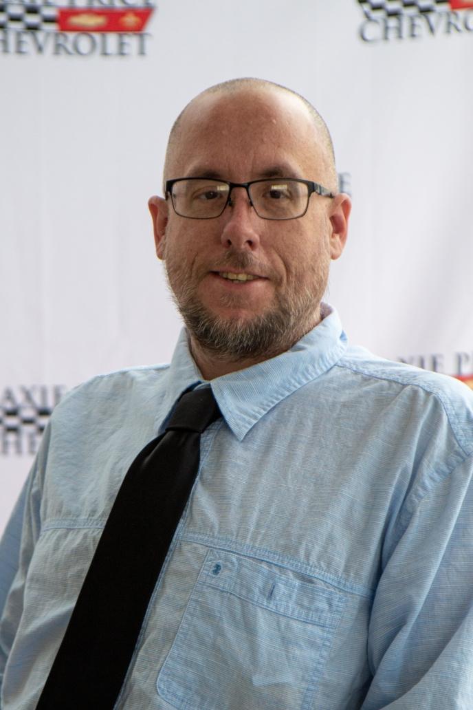 Russell Harris Bio Image