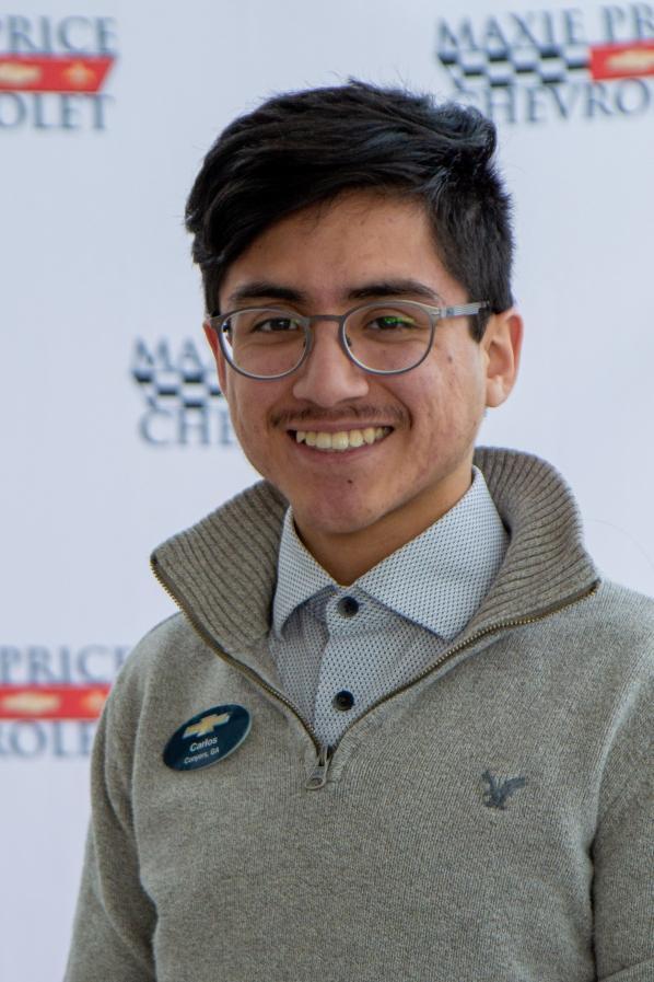 Carlos Escandon Bio Image
