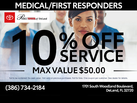 Medical and First Responders