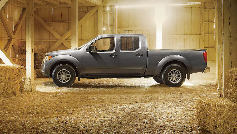 New 2021 Nissan Frontier in Tomball, TX