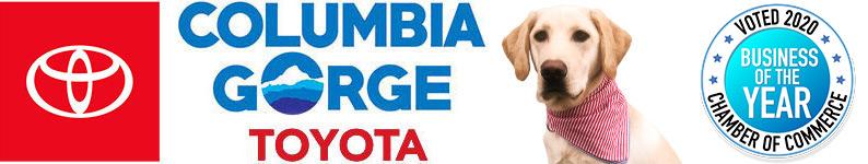 Columbia Gorge Toyota logo