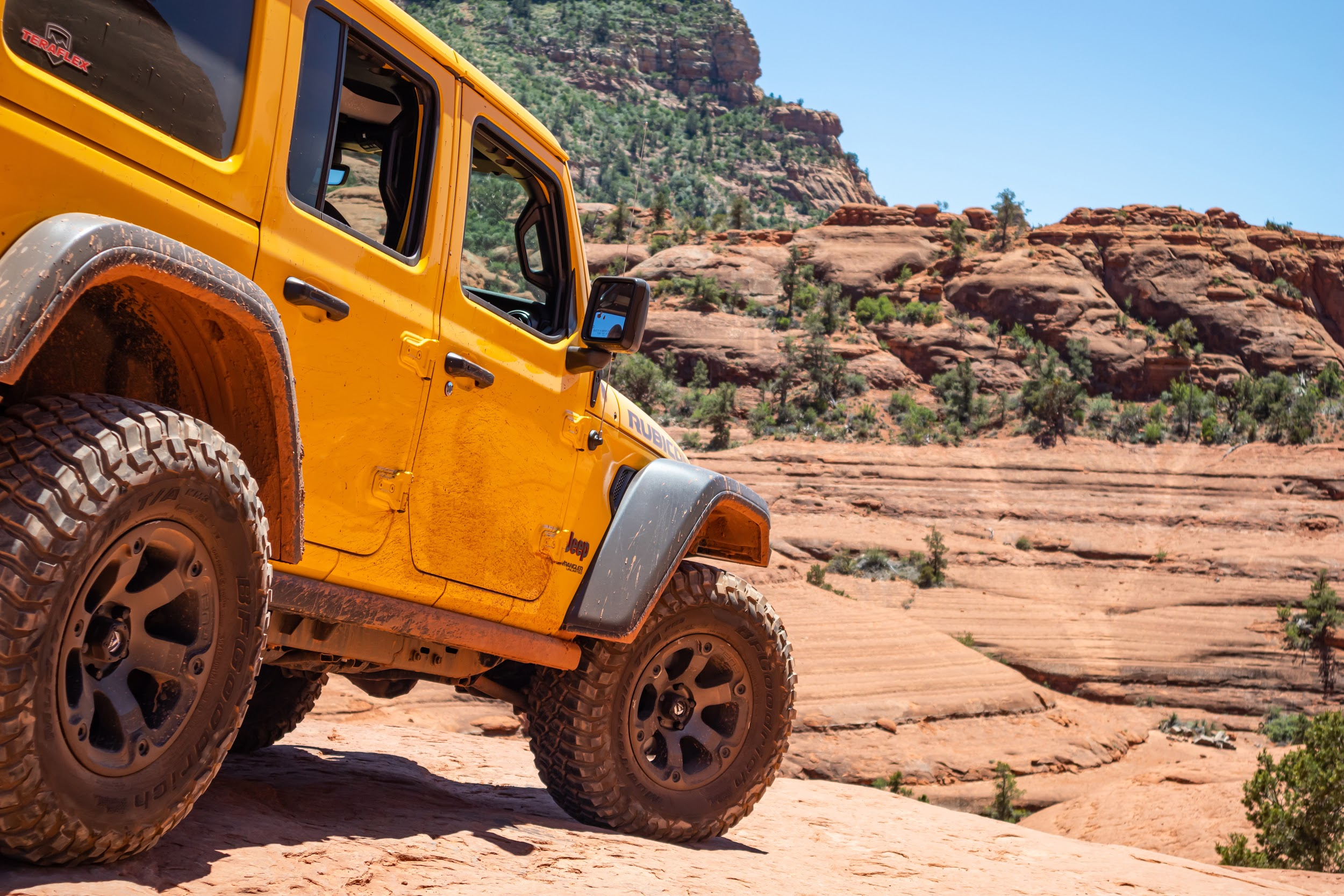 Best Places to Go Off-Roading