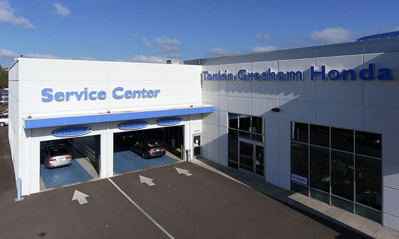 Service Center Photo