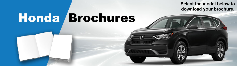 2021 Honda Brochures