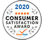 DealerRater 2020 Consumer Satisfaction Award