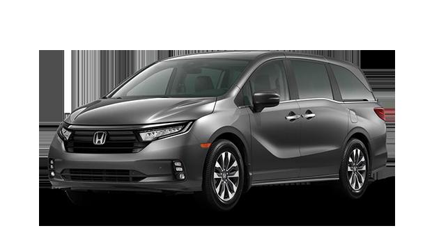 2021 Honda Odyssey EX-L NAVI