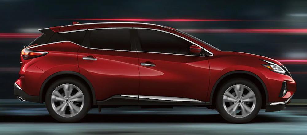 2021 Nissan Murano Trim Comparison Fort Myers