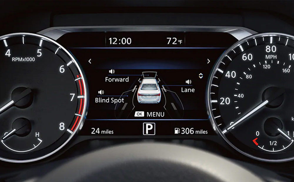 2021 Nissan Sentra Safety Features