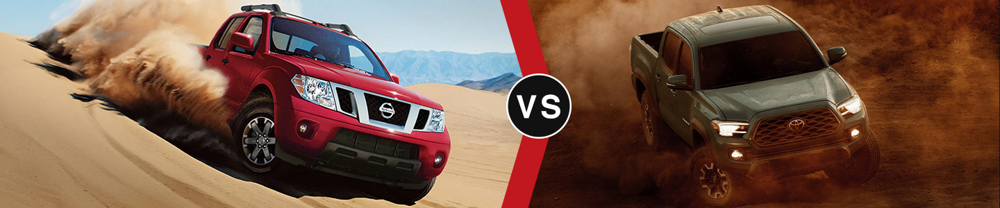 Comparing The 2021 Nissan Frontier Against The 2021 Toyota Tacoma