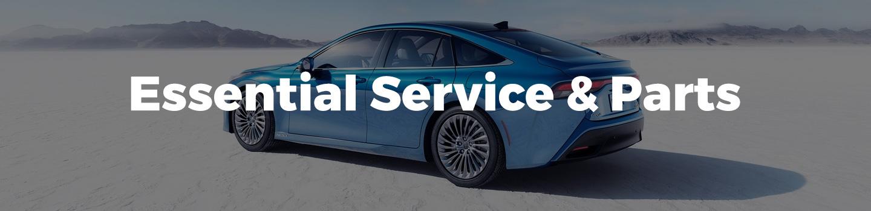 Essential Service & Parts